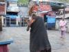 Sadhu/Bhairagi  lives around the temple