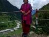 Mystic Himalayas, celestial mandakini