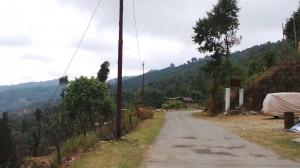 Road to KUKUCHINA