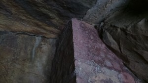 Roof Of the cave