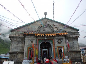 The most beautiful and mighty Kedarnath Jyotirlinga temple